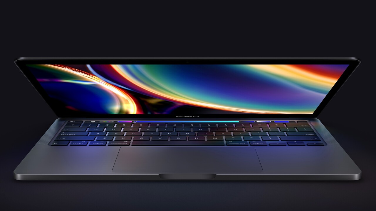 MacBook Pro: 13-Zoll-Modell erhält Magic Keyboard und Intel Ice Lake