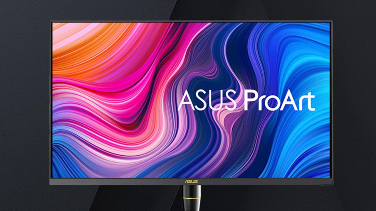 Asus ProArt: Displays der Business-Sparte optional mit 5 Jahren Garantie