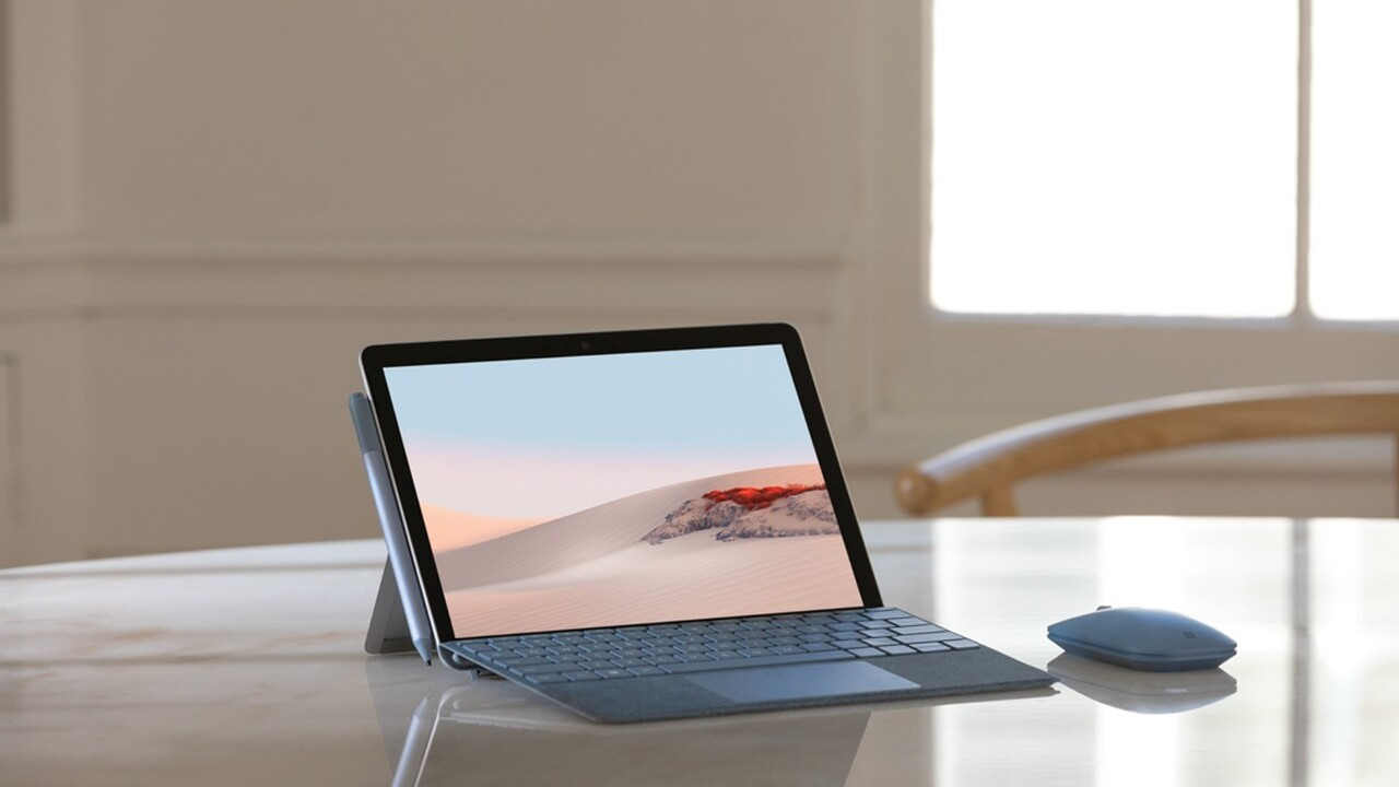 Microsoft Surface Go 2: Evolution mit größerem Display und neuer CPU
