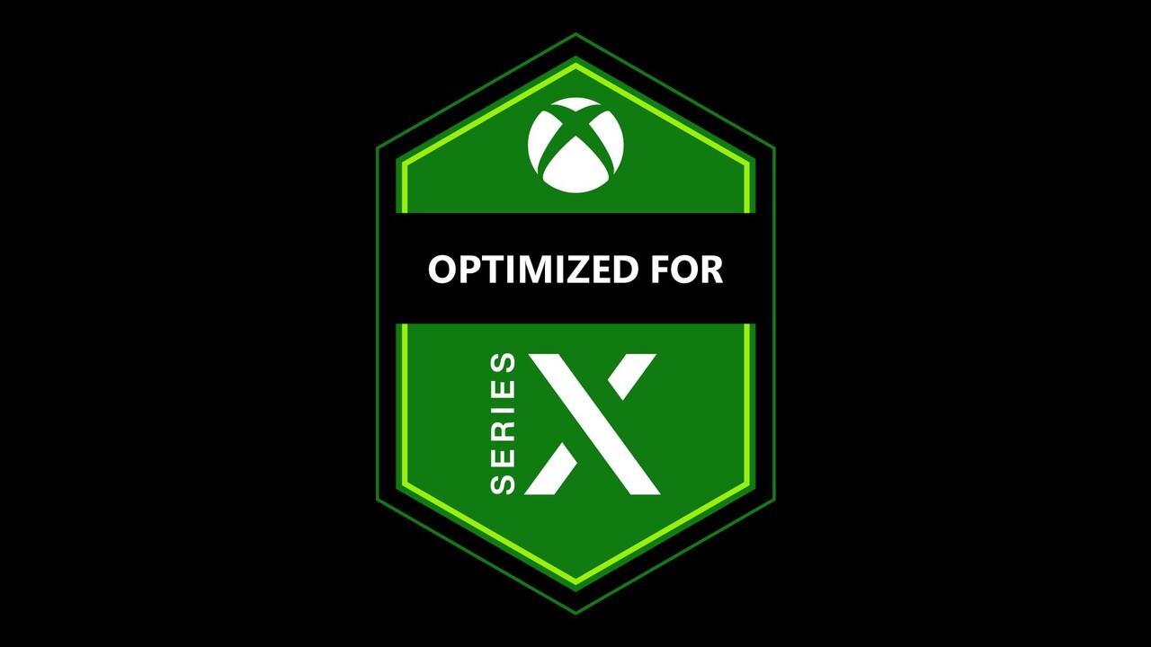 Microsoft: Für Xbox Series X optimierte Spiele tragen ein neues Logo