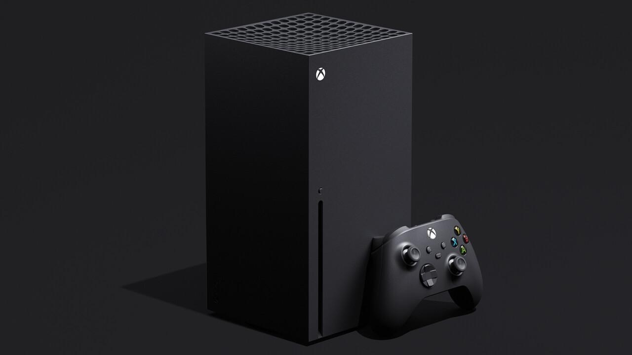 Xbox Series X Leistung