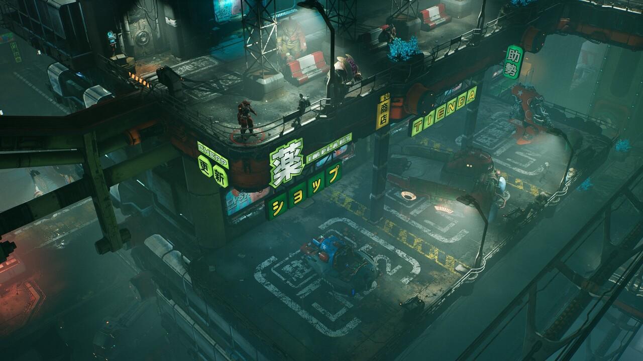 The Ascent: Cyberpunk-Action-RPG mit Koop-Modus