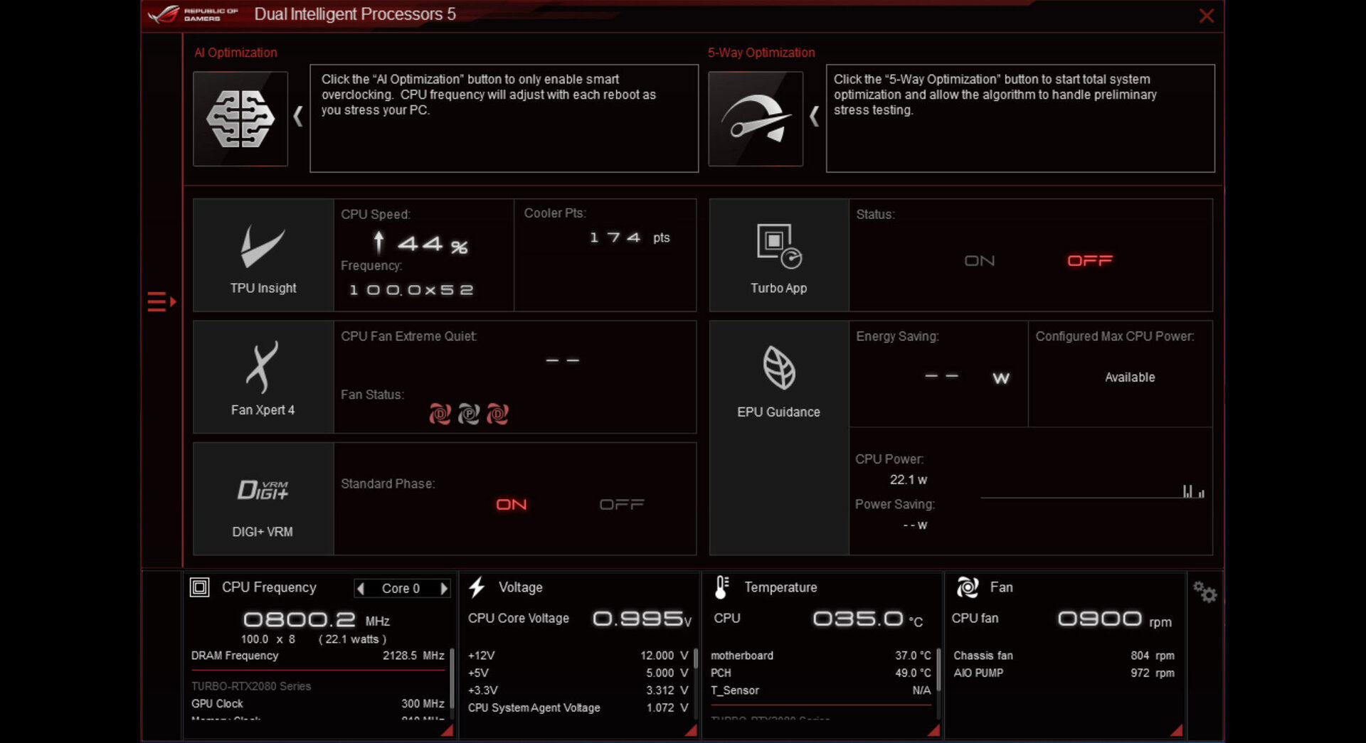 Asus AI Overclocking für unkomplizierte OC-Erfolge