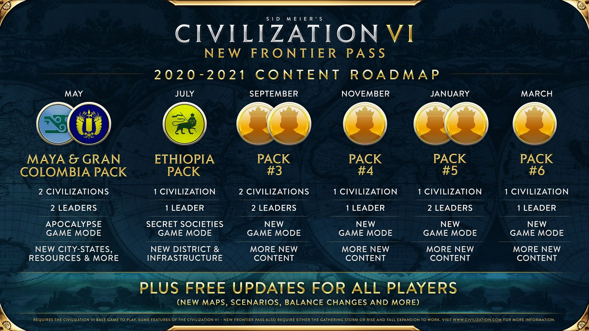 2K zeigt die Inhalte der sechs DLCs