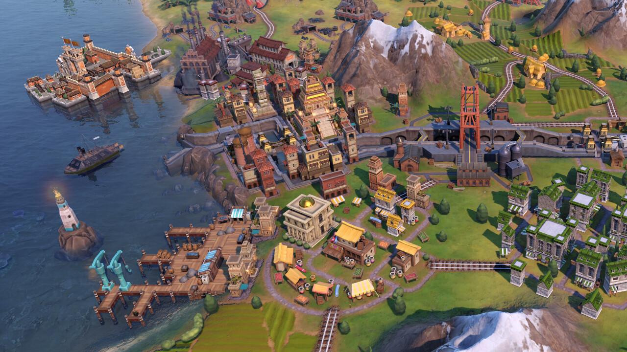 Civilization 6: Season Pass verspricht sechs neue DLCs