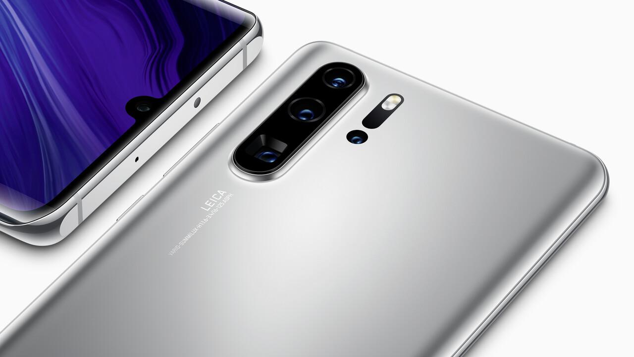 Neuauflagen: Huawei P30 Pro New Edition und P Smart 2020 vorgestellt