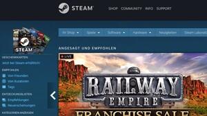 Steam: Treue-System und Termin für Summer-Sale durchgesickert