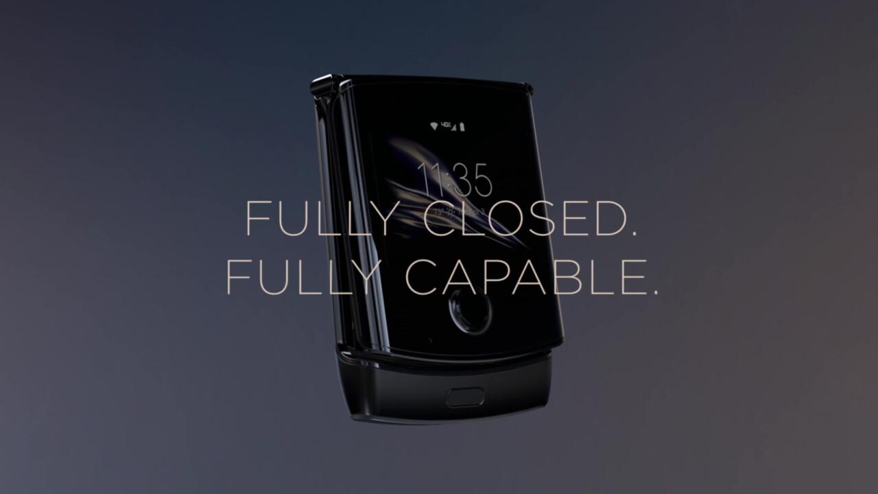 Neue Funktionen: Motorola Razr erhält Update auf Android 10