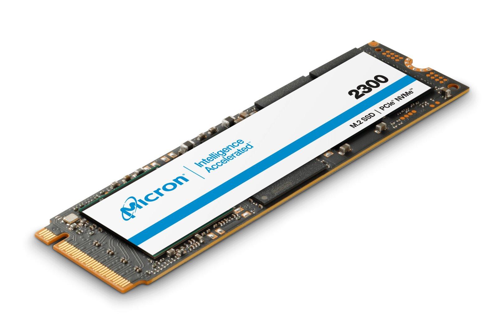 Micron 2300 SSD