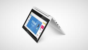 Chromebook C330: Lenovo kombiniert AMD Ryzen Pro mit Chrome OS