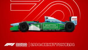 F1 2020: Codemasters zeigt Gameplay-Trailer und 20Classic Cars