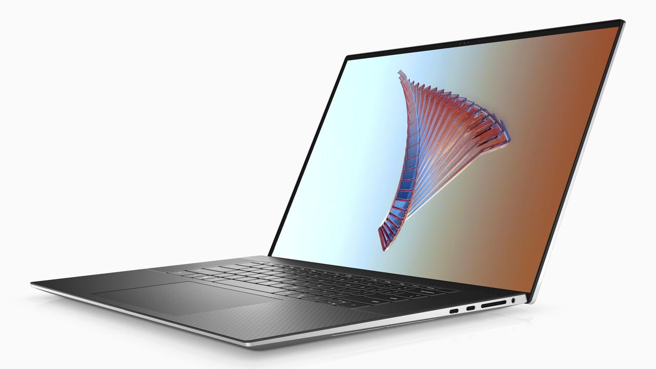 Dell: XPS 17 und XPS 15 kommen mit 16:10-Display und Turing