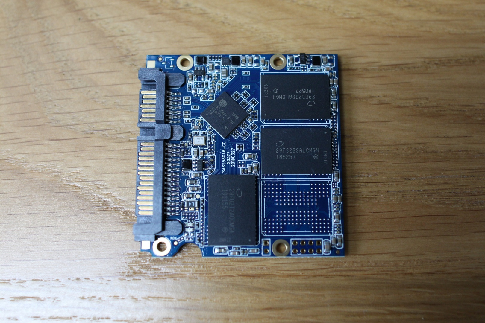 Innovation IT SSD ohne DRAM