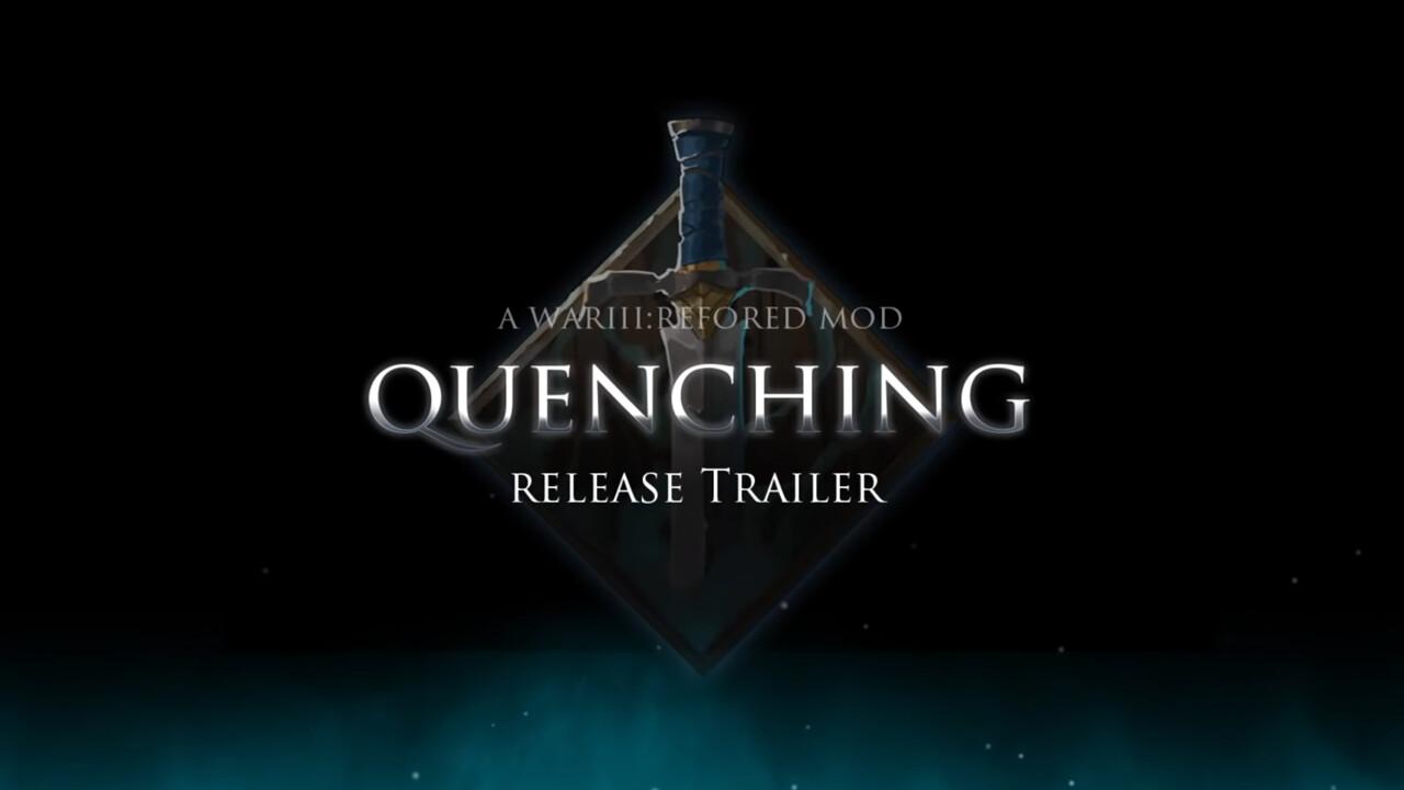 Quenching Mod v1.02: Community macht Warcraft 3: Reforged deutlich hübscher