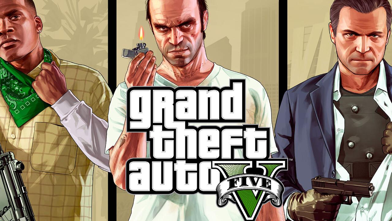 GTA V kostenlos: Epic Games Store erliegt Andrang zum Gratisspiel