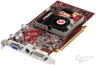 HIS X800 256 MB PCIe