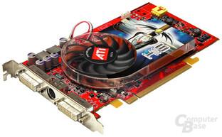HIS X800XL Dual DVI VIVO 256 MB PCIe