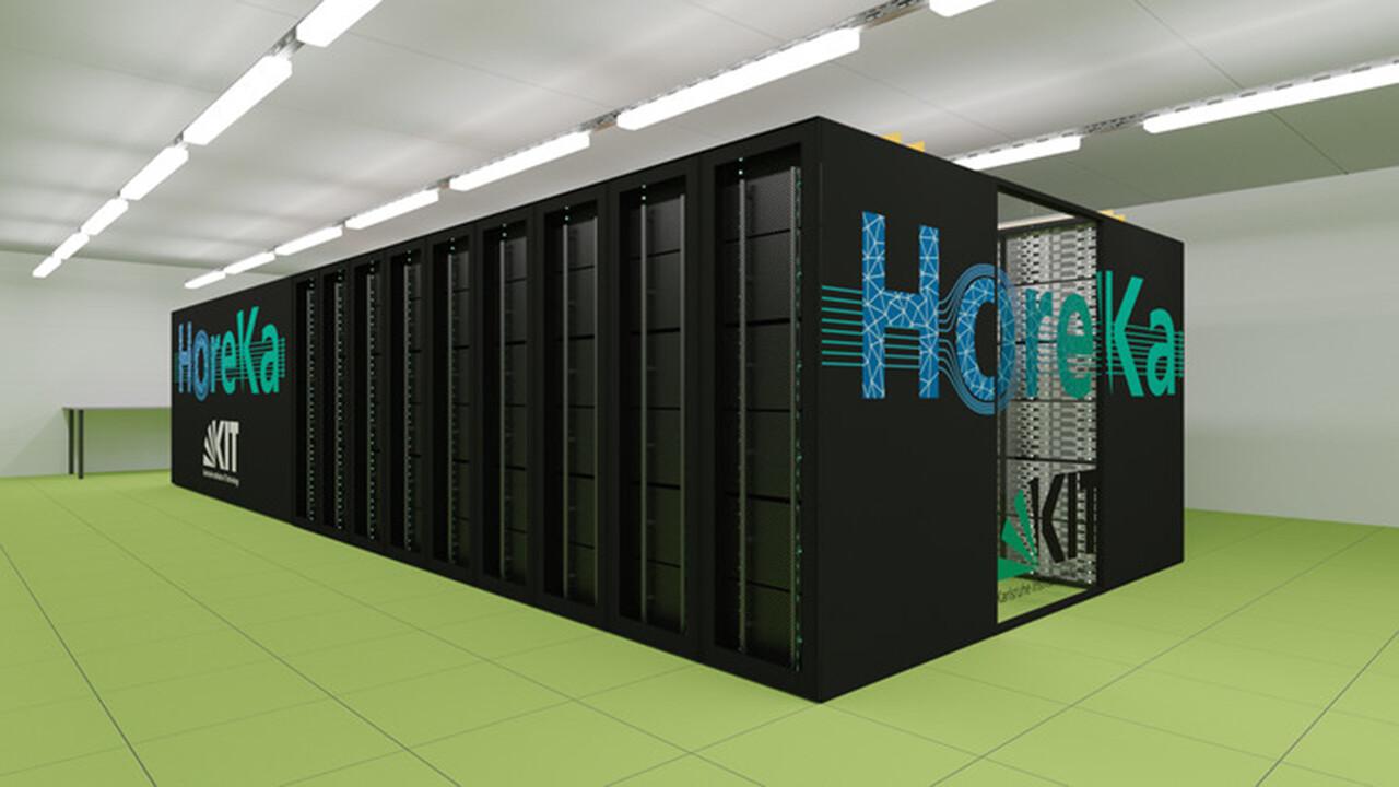 HoreKa mit Nvidia Ampere: Neuer Supercomputer für das KIT mit 17 PetaFLOPS