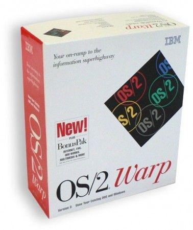 OS/2 Warp 3 Red Edition
