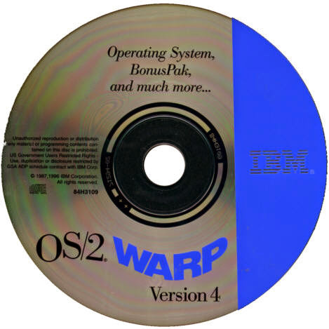 OS/2 Warp 4