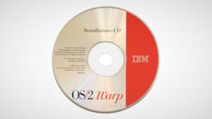 C:\B_retro\Ausgabe_31\: OS/2 Warp warb mit Lichtgeschwindigkeit