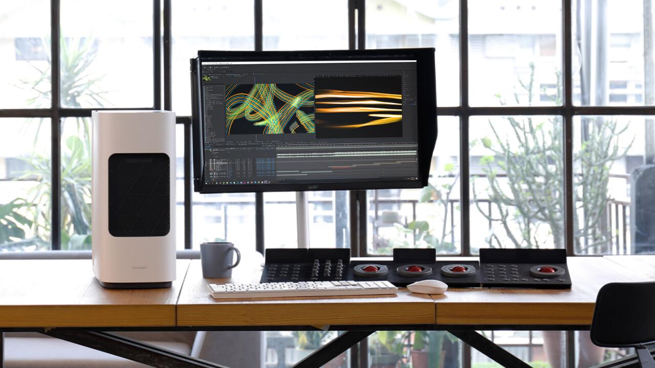 Acer CP5271UV: IPS-Monitor mit 170 Hz und Pantone‑Validierung