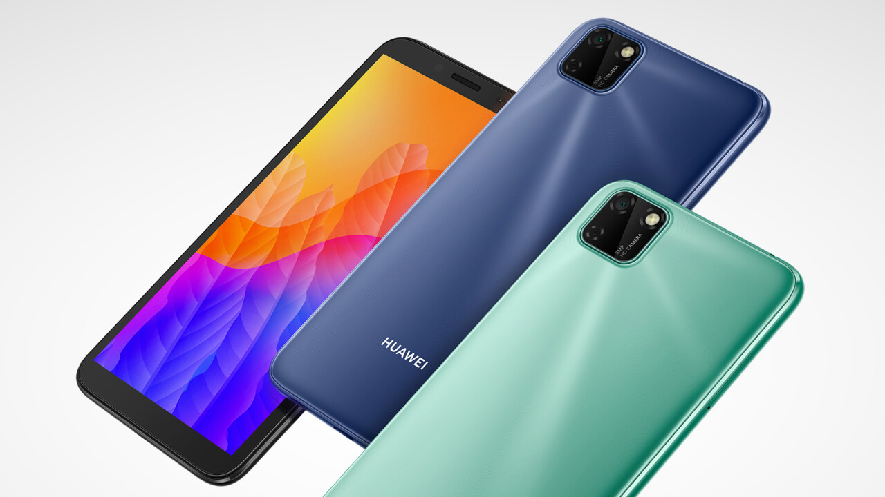 Einsteiger-Smartphone: Huawei Y5p erscheint am 28. Mai für 109 Euro