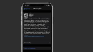 COVID-19: iOS 13.5 mit Kontakt-Tracing-API ist fertig