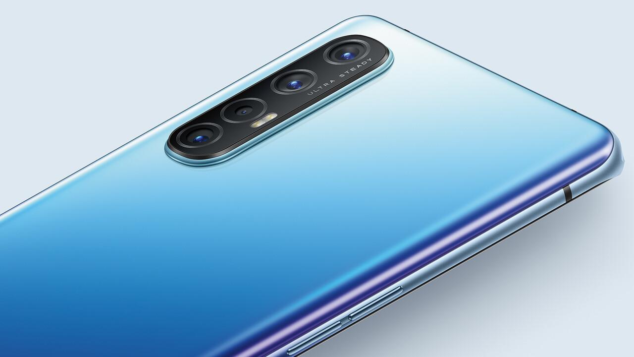 5G-Smartphones: Oppo bringt Find X2 als Neo, Lite und Lamborghini-Edition