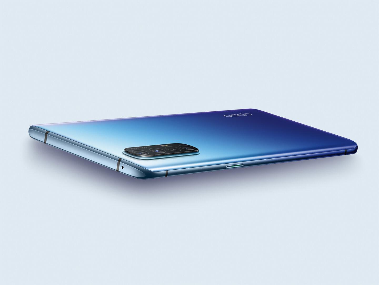 Oppo Find X2 Neo in Starry Blue