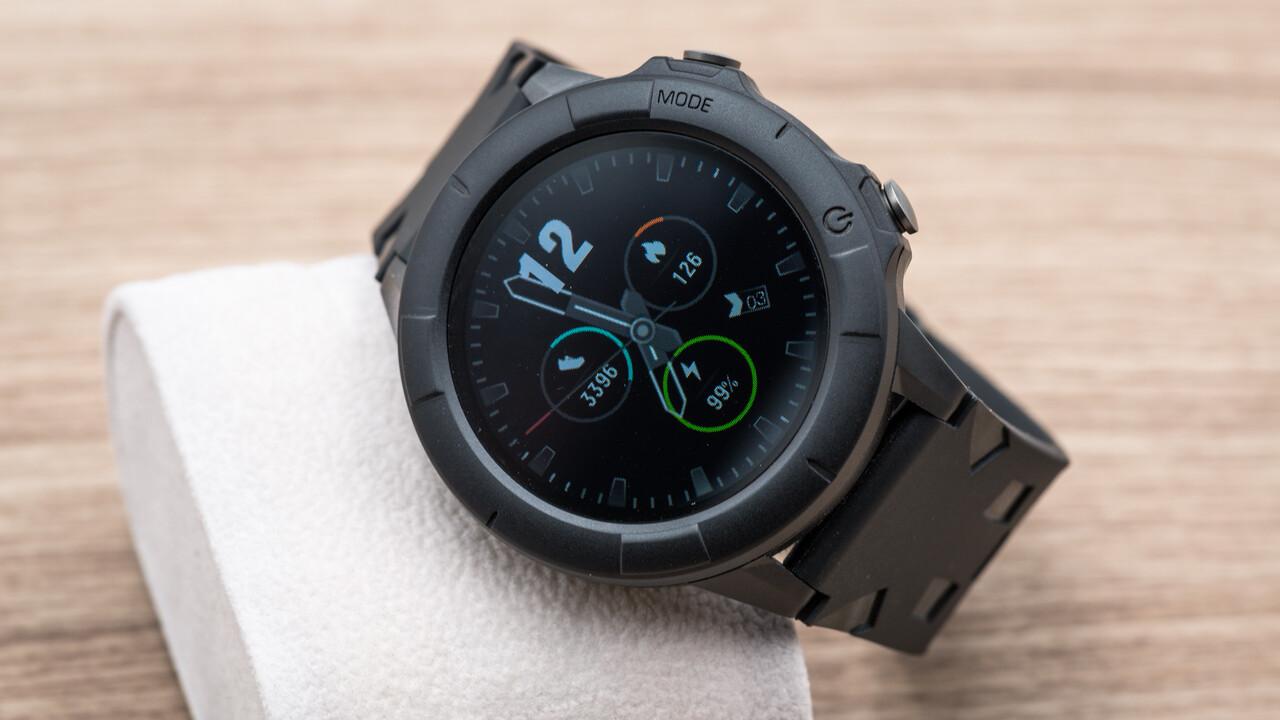 Arbily Smartwatch SW01 im Test: Die schlaue 50-Euro-Uhr läuft lange, aber träge