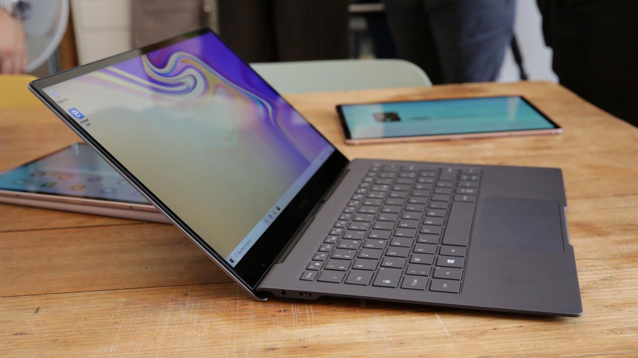 Samsung Galaxy Book S: Lakefield-Variante kann mehr Apps mit weniger Laufzeit