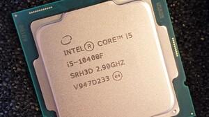 Intel Core i5-10400F im Test: Intels rundeste CPU für günstige Gaming-PCs