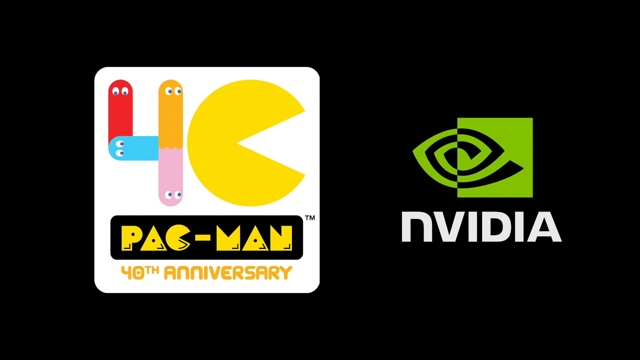 GameGAN: Nvidia stellt Pac-Man ohne Engine nur mit KI-Modell nach