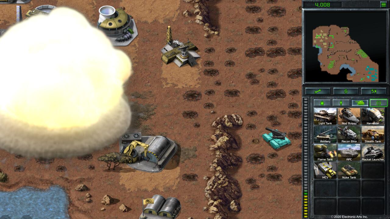 Command & Conquer: Remaster erscheint inklusive öffentlichem Quellcode