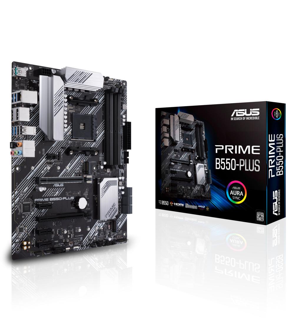 Asus Prime B550 Plus