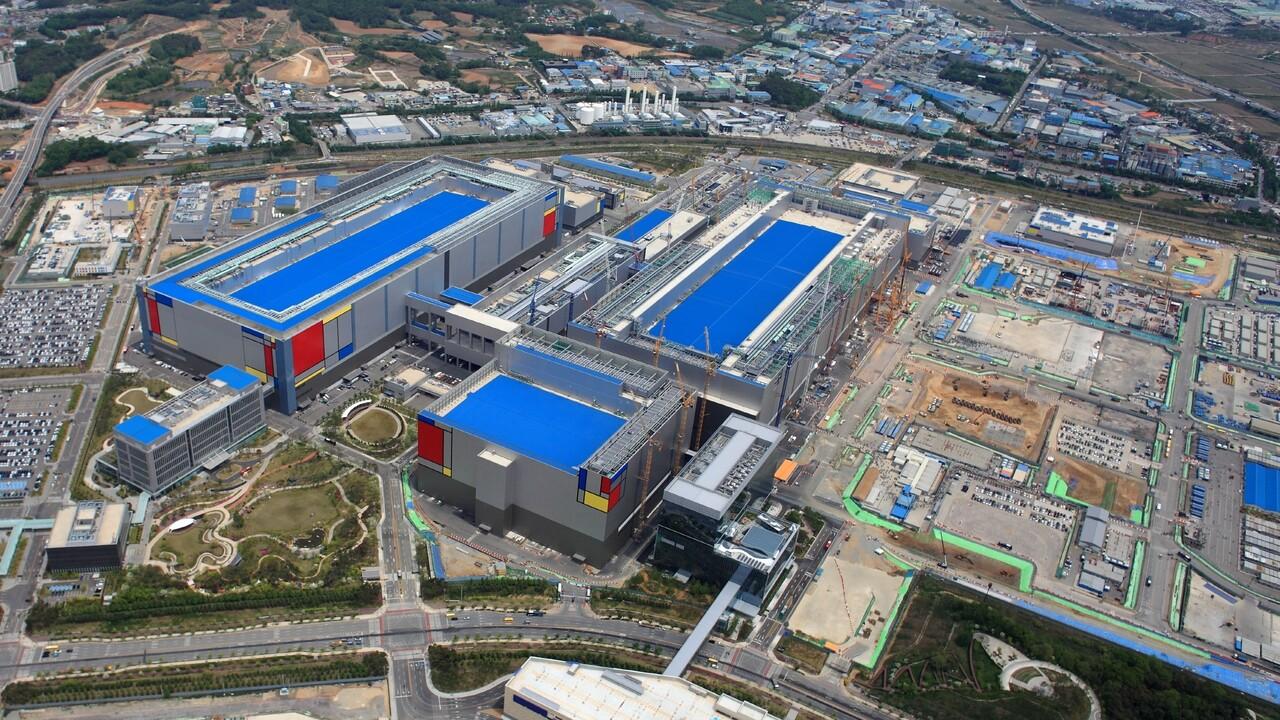 Samsung Foundry: Neue 5-nm-EUV-Chipfabrik für Ende 2021 geplant