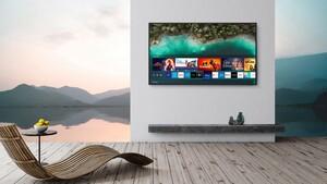 Samsung The Terrace: Outdoor-Fernseher mit IP55-Schutz und 2.000cd/m²