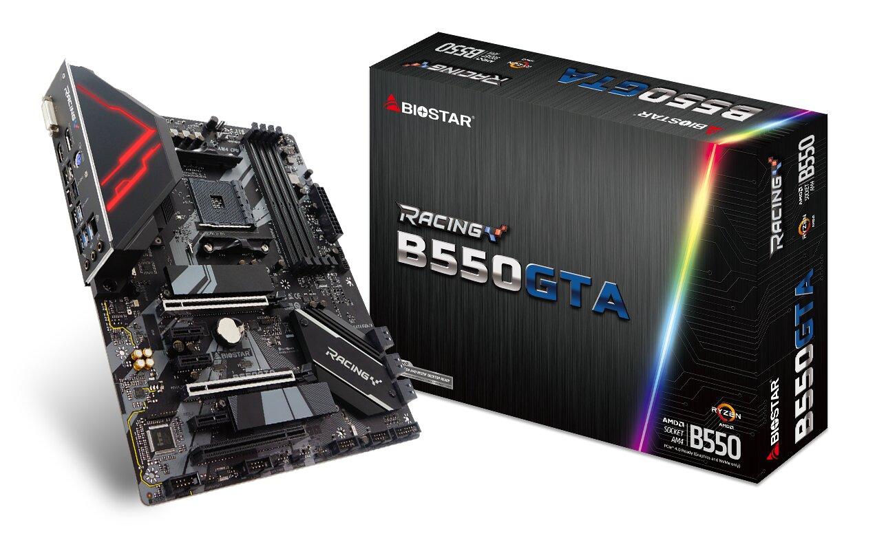 Biostar Racing B550GTA