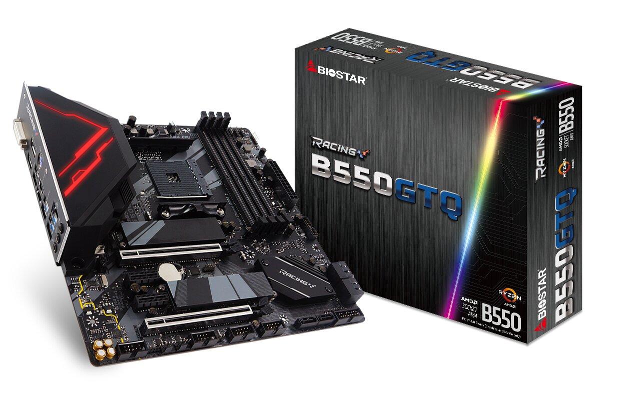 Biostar Racing B550GTQ