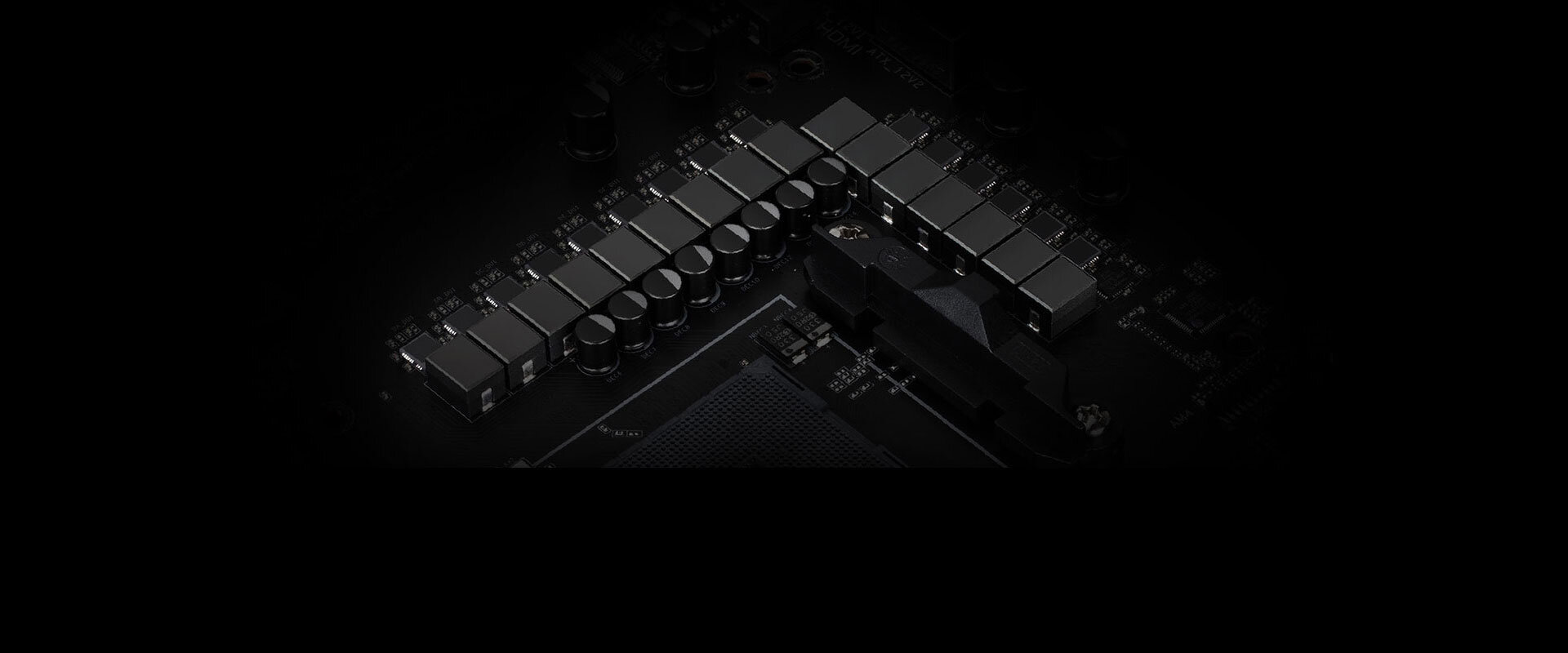 Gigabyte B550 Aorus Master - Power-Design