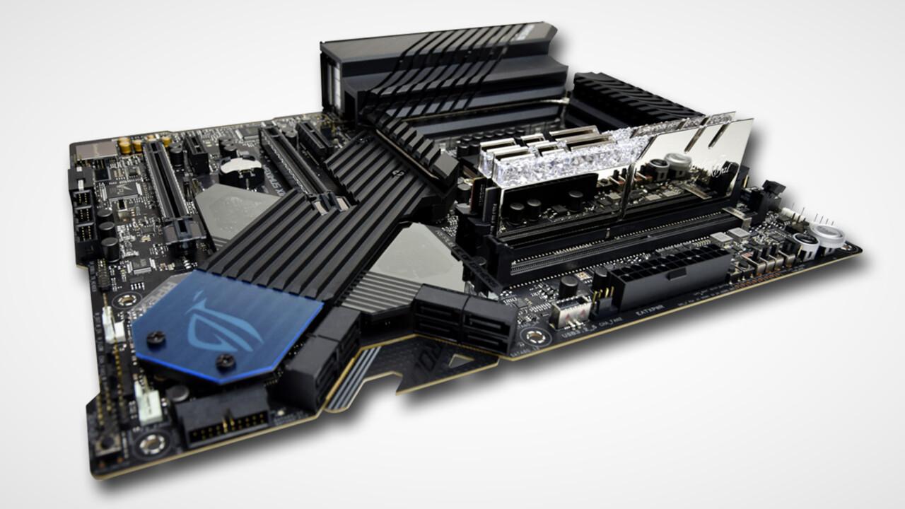 Weltrekord für Comet Lake-S: G.Skill und Intel erreichen DDR4-6666