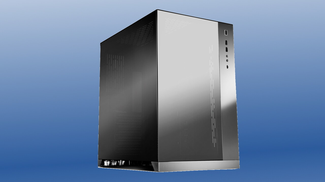 """PC Master Race"" Edition: Lian Li färbt Würfelgehäuse O11 Dynamic grau"