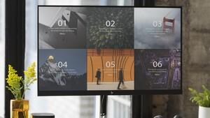 HP-Monitore fürs Büro: Low-Blue-Light-Pflicht oder kabellos oder portabel