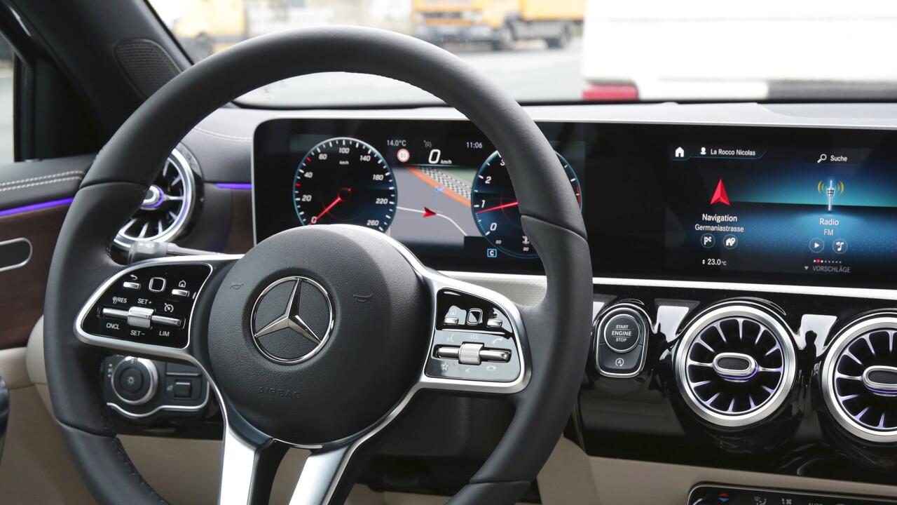 """Eigenes Betriebssystem: Daimler plant mit MB.OS ein """"Windows fürs Auto"""""""