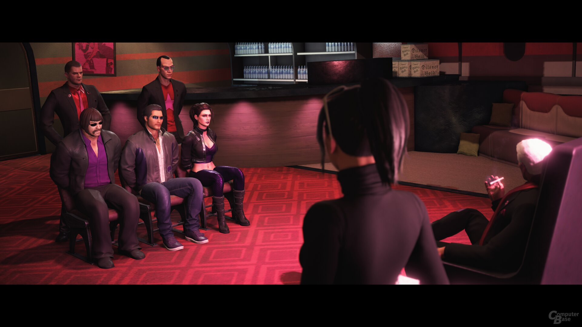 Saints Row The Third Remaster im Technik-Test