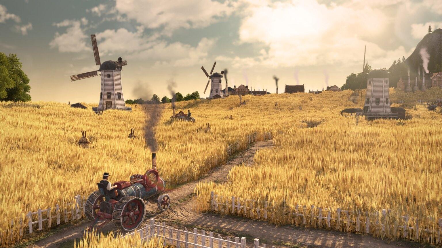 "Anno 1800 – DLC ""Reiche Ernte"""