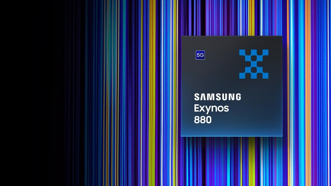 Samsung Exynos 880: 8-nm-SoC mit integriertem 5G-Modem für das Vivo Y70s