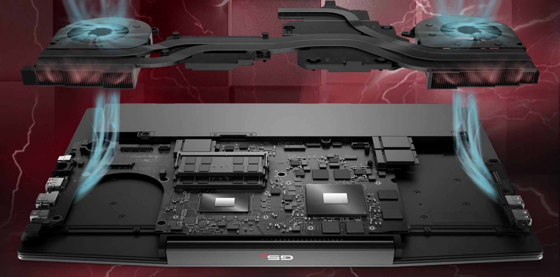 Dell G5 15 SE mit AMD Ryzen 4000 und Radeon RX