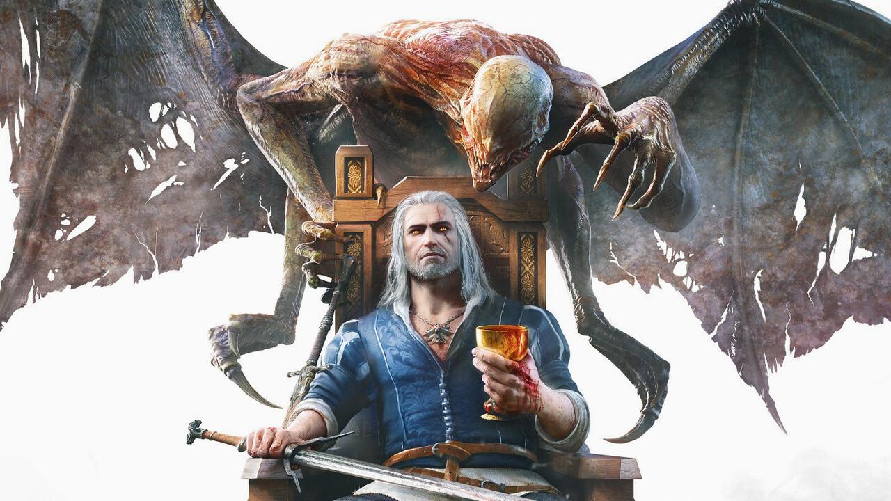 The Witcher 3: HD Reworked Project 12.0 macht auch NPCs schöner